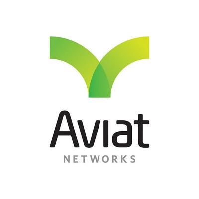 Aviat Networks, Inc. Logo (PRNewsfoto/Aviat Networks, Inc.)