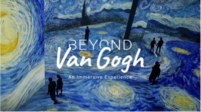 BEYOND VAN GOGH: AN IMMERSIVE EXPERIENCE IS COMING TO PORTLAND!!! REGISTER NOW FOR FIRST ACCESS TO TICKETS @ WWW.VANGOGHPORTLAND.COM REGISTER TODAY FOR EARLY ACCESS! (CNW Group/Beyond Exhibitions)