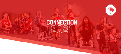 """""""Connection 2021"""" will feature various information sessions, interactive workshops, and engagement opportunities. PHOTO: Canadian Paralympic Committee (CNW Group/Canadian Paralympic Committee (Sponsorships))"""