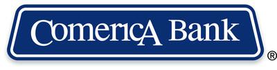 Comerica logo. (PRNewsFoto/Comerica Bank) (PRNewsfoto/Comerica Bank)
