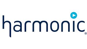 Harmonic logo (PRNewsfoto/Harmonic Inc.)