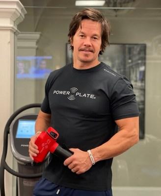 Mark Wahlberg x Power Plate
