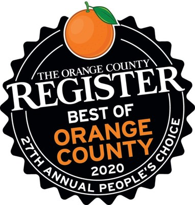 """MemorialCare Orange Coast Medical Center in Fountain Valley and MemorialCare Saddleback Medical Center in Laguna Hills again were voted top two Best Hospitals in the Orange County Register """"Best of Orange County"""" competition where readers vote for their favorite places and services. MemorialCare Medical Group again placed in the Medical Group Category's top two alongside Edinger Medical Group that is located on Orange Coast's campus and affiliated with MemorialCare Medical Foundation. (PRNewsfoto/MemorialCare)"""