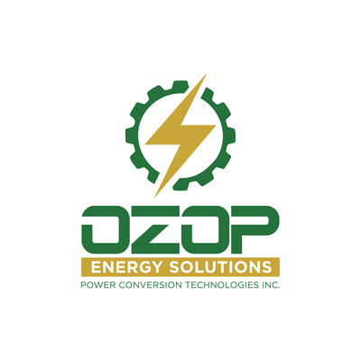 Ozop Energy Solutions Logo (PRNewsfoto/Ozop Energy Solutions, Inc.)