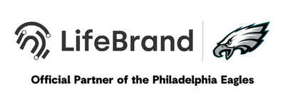 LifeBrand is an Official Partner of the Philadelphia Eagles