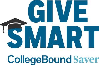 Give Smart with CollegeBound Saver, Rhode Island's 529 education savings plan. (PRNewsfoto/CollegeBound Saver)