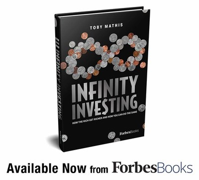 """Toby Mathis Releases """"Infinity Investing"""" with ForbesBooks"""