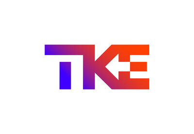 New TKE logo (PRNewsfoto/thyssenkrupp Elevator)