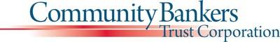 Community Bankers Trust Corporation logo. (PRNewsFoto/Community Bankers Trust Corporation) (PRNewsfoto/COMMUNITY BANKERS TRUST CORP.)