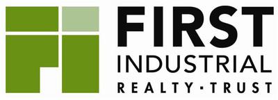 First Industrial Realty Trust logo. (PRNewsFoto/First Industrial Realty Trust)