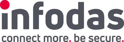 infodas Logo (PRNewsfoto/infodas GmbH)