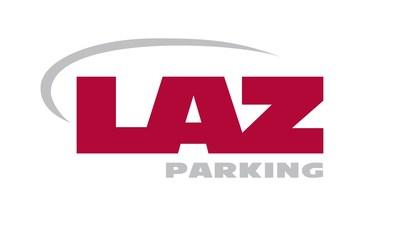 logo (PRNewsfoto/LAZ Parking)