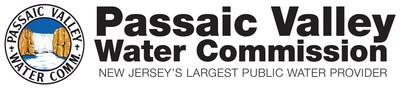Passaic Valley Water Commission Logo (PRNewsfoto/Passaic Valley Water Commission)