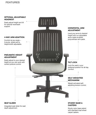 Nightingale Bless Chair