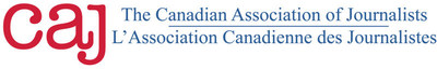 Canadian Association of Journalists Logo (CNW Group/Canadian Association of Journalists)