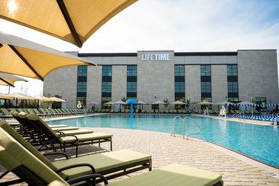 A new way to spend time at the mall. Life Time Northshore opens it latest 120,000-square-foot athletic resort at Northshore Mall in Peabody, MA. July 2.