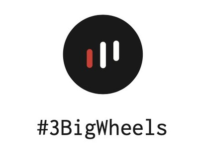 3 Big Wheels - Athlete Branding