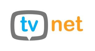 TVNET logo