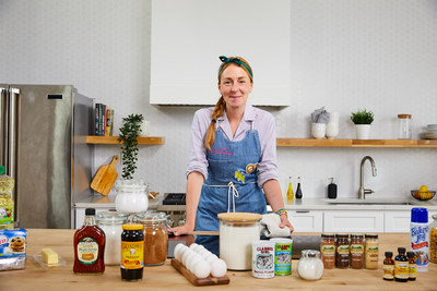 B&G Foods announced today a partnership with Christina Tosi, the rule-breaking, award-winning chef and founder of Milk Bar, the sweet and savory dessert brand that's been turning familiar treats upside down and on their heads since 2008.